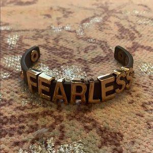 'Fearless' Bracelet